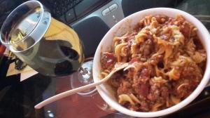 Spicy Bomb Pasta